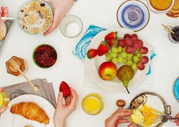 12 déjeuners qui vont révolutionner le reste de votre journée !!