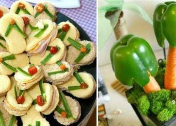 Dites ADIEU à l'hiver avec ces idées créatives de plats pour fête à thématique estivale!!