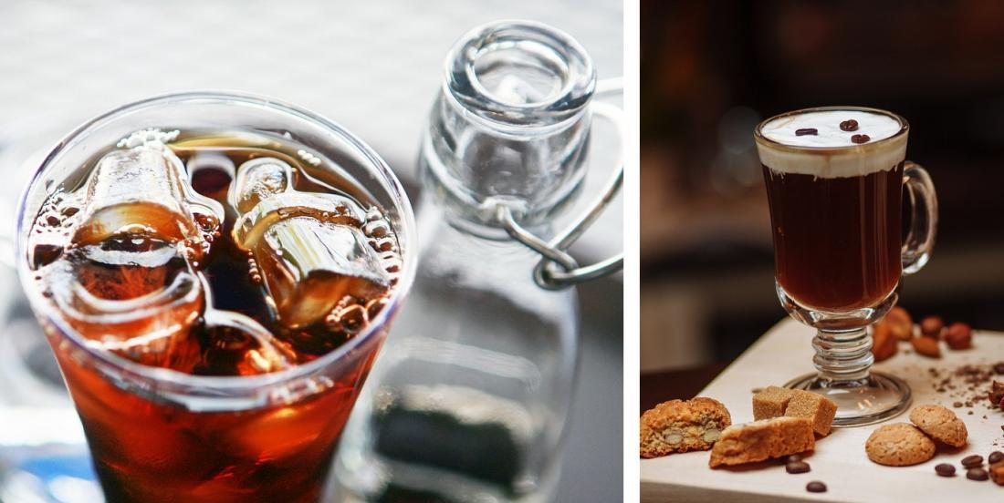 8 cocktails originaux au café glacé avec un soupçon d'alcool