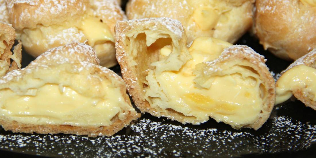 Enfin, une recette de choux à la crème, facile à faire!