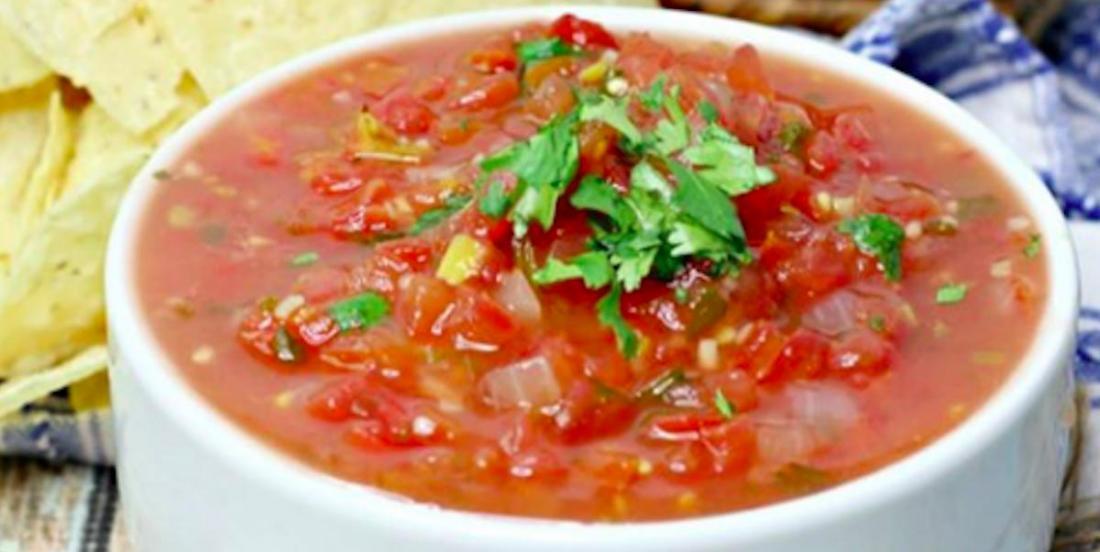 Salsa Weight Watchers « 0 point »