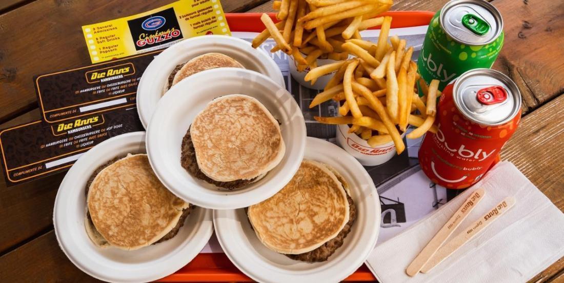 Le Dic-Ann's sur Pie-IX offre des burgers à 1$ aujourd'hui