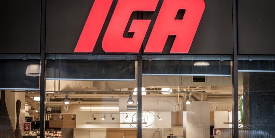 10 000$ à gagner en épicerie chez IGA cette semaine