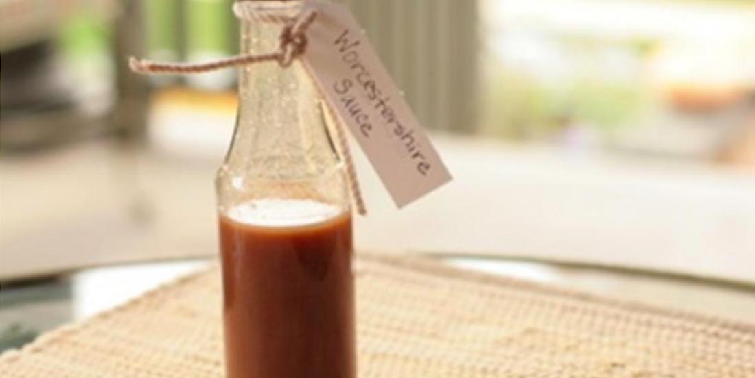Saviez-vous que vous pouvez préparer votre propre sauce Worcestershire?