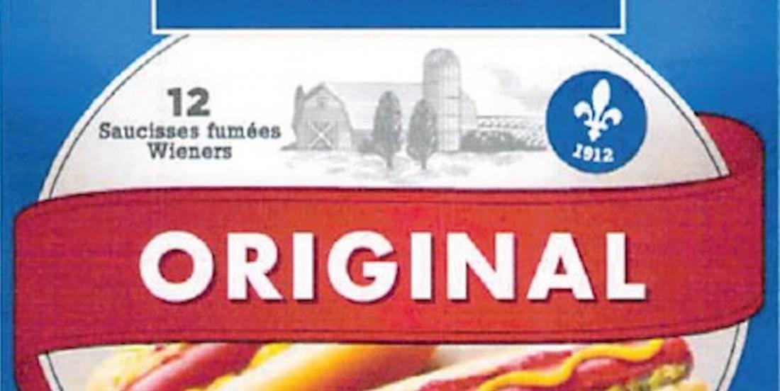 IMPORTANT: Olymel procède au rappel de saucisses fumées de marque Lafleur