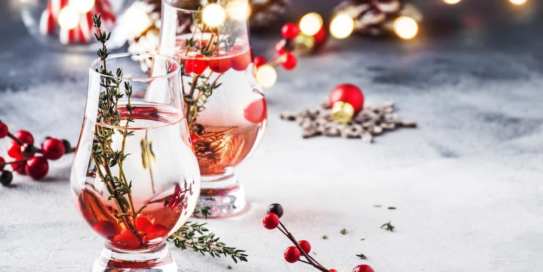 5 boissons festives pour célébrer Noël comme il se doit