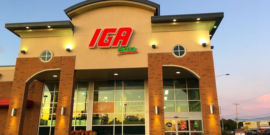 COVID-19: IGA rehausse les conditions de travail de ses employés de première ligne
