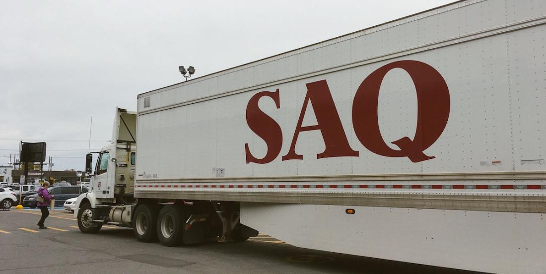 Dès aujourd'hui, la SAQ reprend les livraisons à domicile