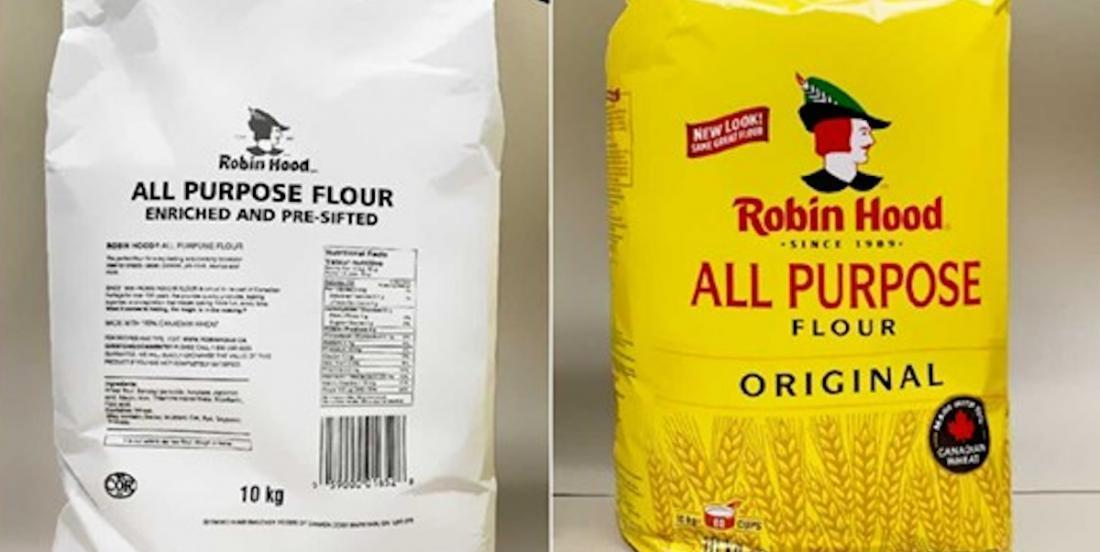 Pendant le confinement, les Canadiens cuisinent tellement, que Robin Hood a dû changer son emballage de farine!