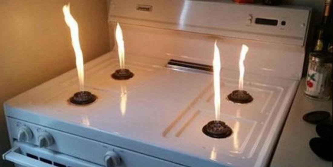 20 personnes qui sont des catastrophes vivantes dans une cuisine!