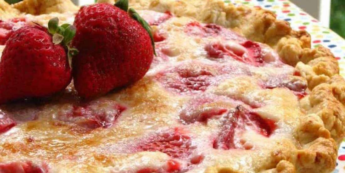 3 succulentes recettes à base de fraises
