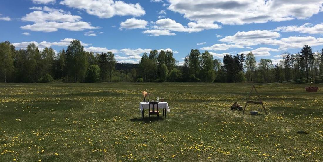 Distanciation sociale: un resto suédois accueille un seul client à la fois