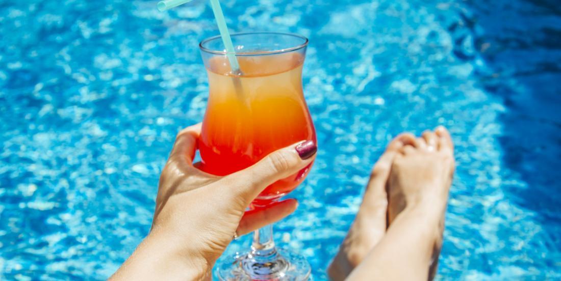 3 cocktails savoureux pour colorer votre été!