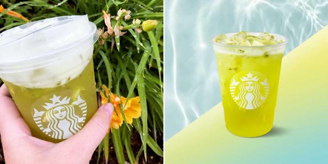 Starbucks lance une nouvelle boisson exotique uniquement disponible au Canada