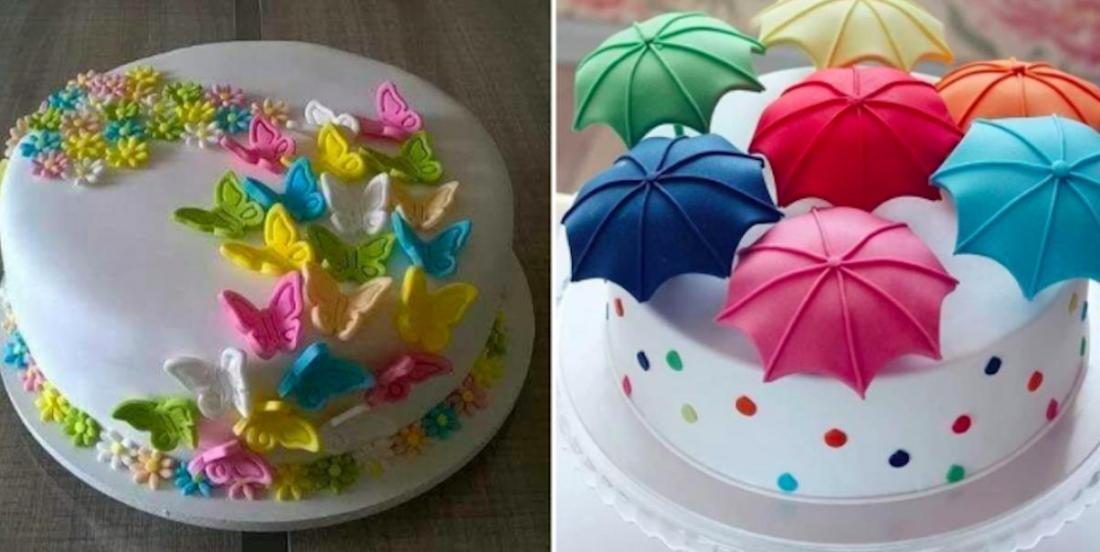 14 idées de gâteaux aux couleurs douces pour toutes les occasions!