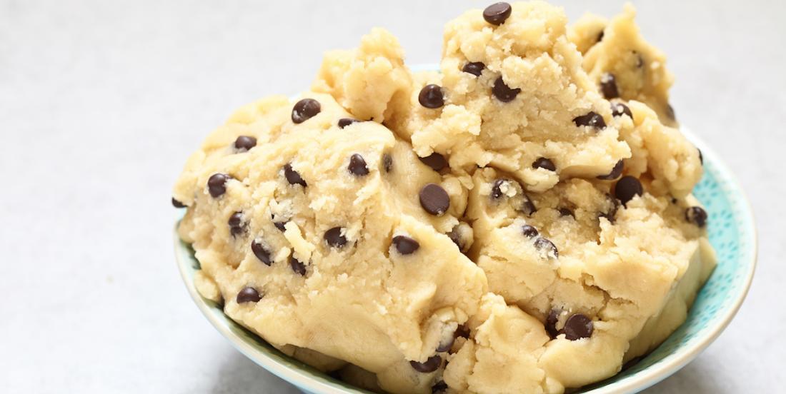 Disponible en épicerie: une pâte à biscuit bien connue pouvant maintenant être mangée crue