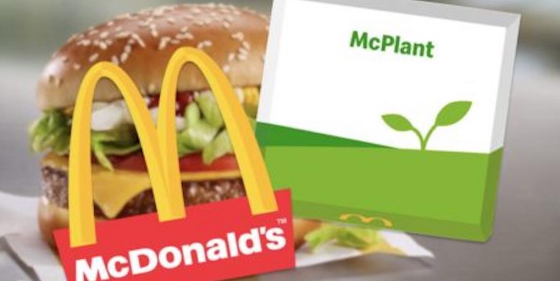 Pour séduire les végétariens, Mc Do offrira des «McPlant»