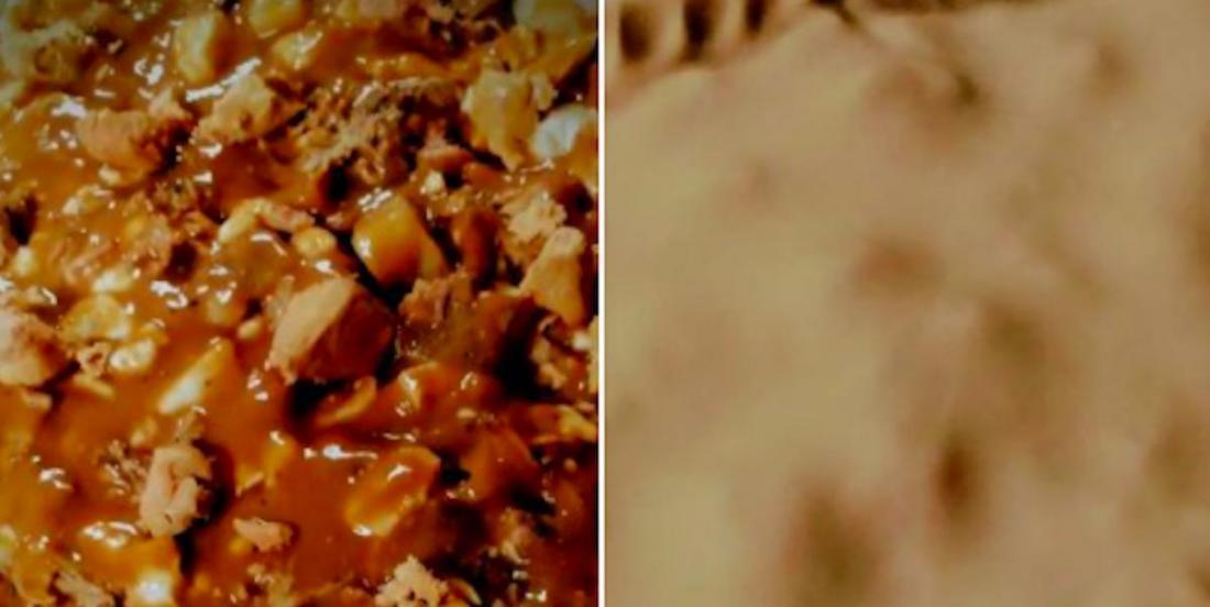 Connaissez vous la «Tourtine» un nouveau plat créé au Sag-Lac?