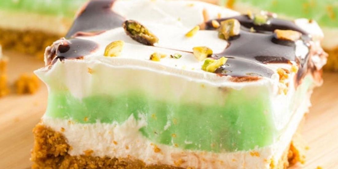 Brisez la routine avec ce merveilleux dessert aux pistaches