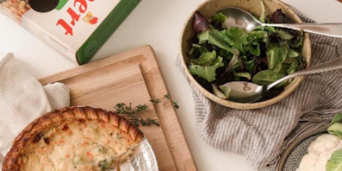 Nouveauté en épicerie: des produits Saint-Hubert végétariens