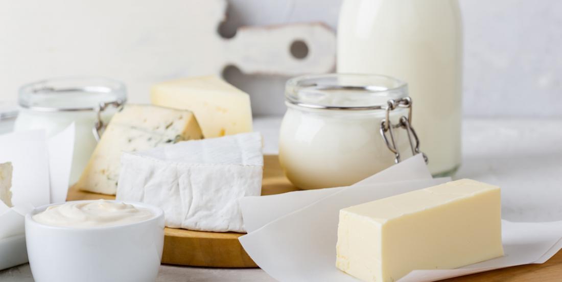Guide de congélation des produits laitiers