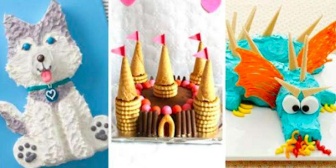 14 gâteaux qui feront le bonheur des enfants