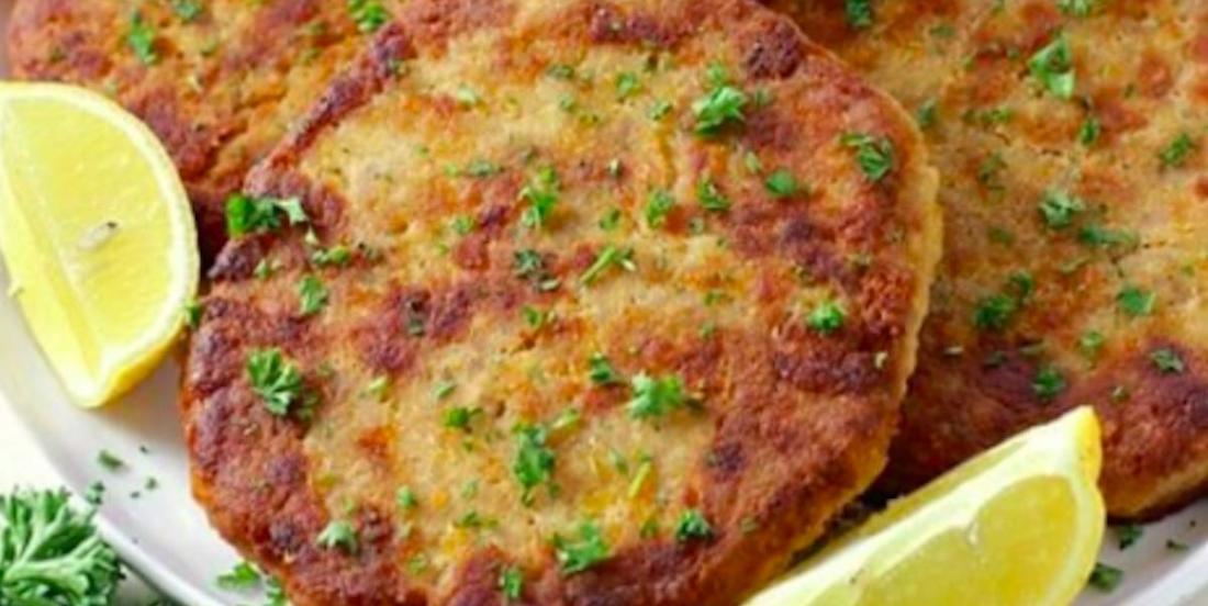 Un pur délice: nos galettes de saumon croustillantes