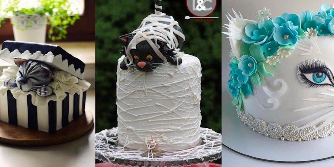 21 gâteaux de rêve pour les amoureux des chats