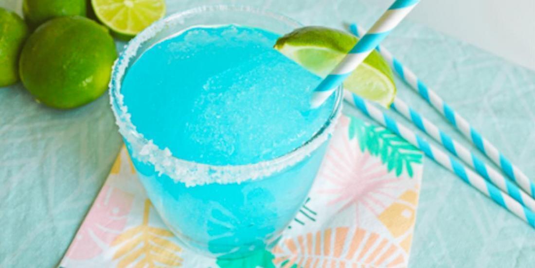 Super cocktail estival: la Margarita Lagon Bleu