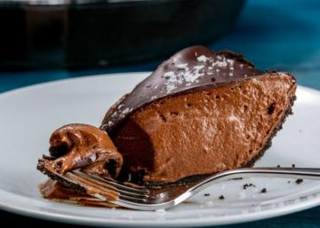 Une tarte sans cuisson tellement facile... Faites-la d'avance, elle se conserve au congélo!