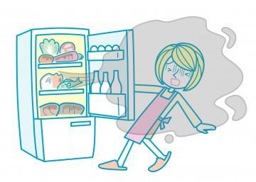 Le bicarbonate de soude ne fonctionne pas? Essayez plutôt ceci pour rafraîchir votre frigo :
