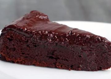 L'irrésistible gâteau fudge au chocolat!