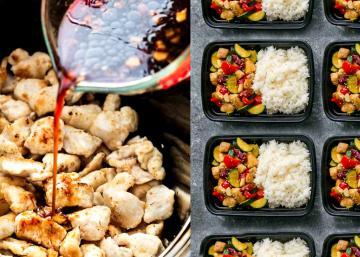 Kung Pao, le plat szechuanais préféré des gens d'ici... Parfait pour des lunchs PUNCHÉS!