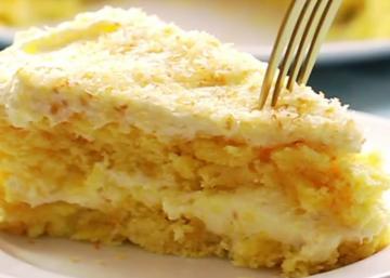 Le gâteau parfait... pour toute occasion! Ananas et noix de coco, que du bonheur!