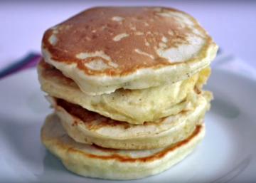 Connaissez-vous le truc pour faire des pancakes sans farine, sans gluten et sans lait?