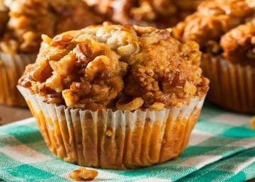 Le muffin santé le plus viral du moment : Pommes, carottes et ananas!