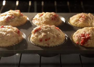 Plus de secrets pour les savoureux muffins «explosion de fruits» de chez Tim!