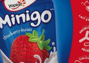 Important rappel de yogourt de marque Yoplait Minigo et de marque Liberté