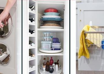 Tirer le maximum de vos armoires de cuisine! Ces 15 idées brillantes vont changer votre vie!