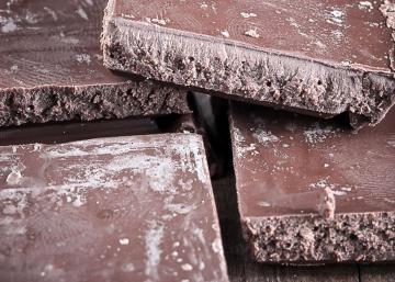 Chocolat blanchâtre ou grisâtre... On jette ou le consomme tout de même?
