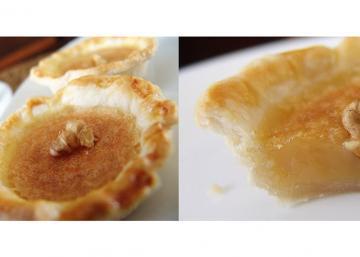 Où sont les gourmands pour ces tartelettes au sucre si délicieuses?