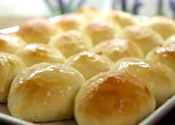 Des petits pains chauds qui sortent du four, c'est la définition du paradis ça, non?