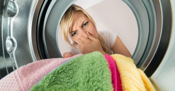 Au secours, mes serviettes puent le moisi!!!