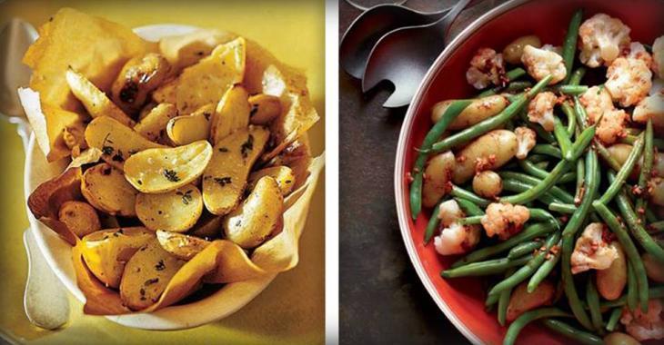 On AIME tant la pomme de terre comme accompagnement! Voici 12 recettes à découvrir!