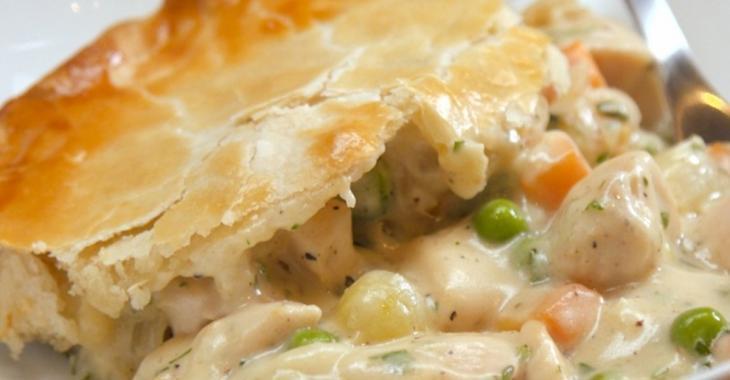 La recette du meilleur pâté au poulet maison