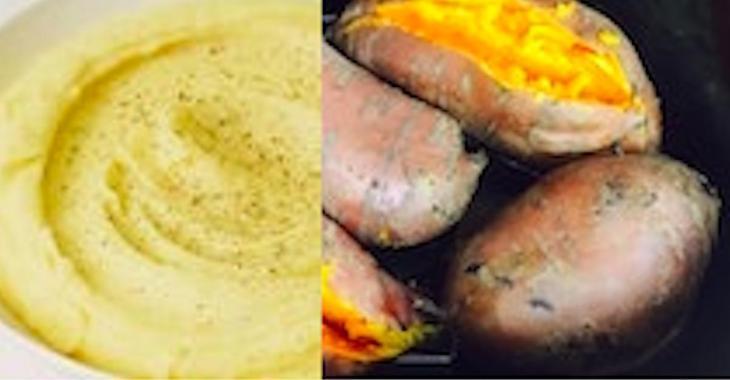 Préférez-vous les pommes de terre ou les patates douces? Peu importe, voici les melleures façons de les apprêter!