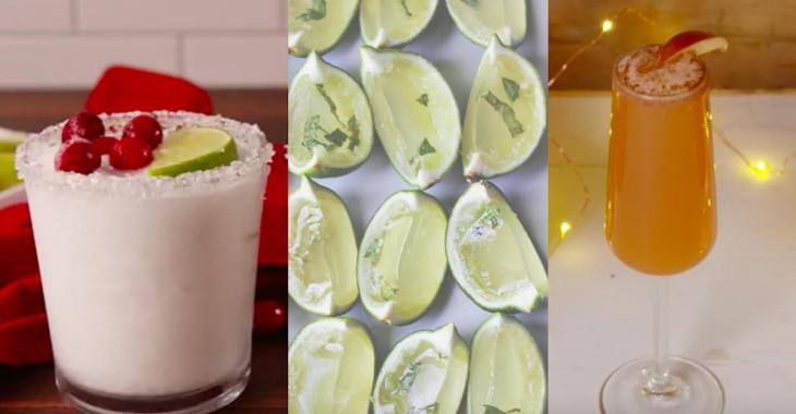 3 cocktails incroyablement festifs que vous devez concocter pendant les Fêtes!