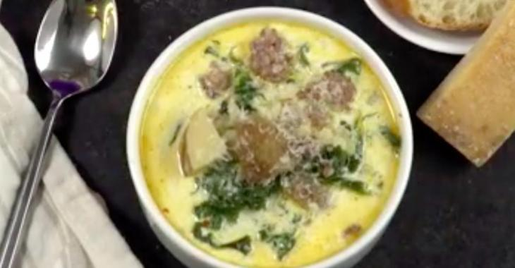 2 soupes d'inspiration italienne faciles à préparer, dans la mijoteuse