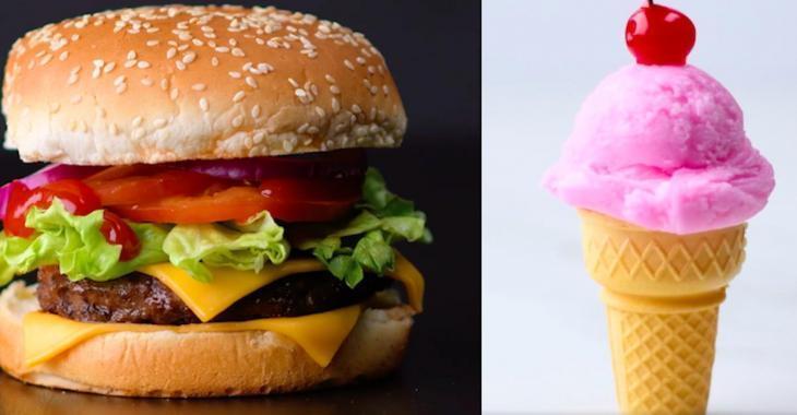 9 astuces utilisées par les publicitaires pour que les aliments aient l'air délicieux!