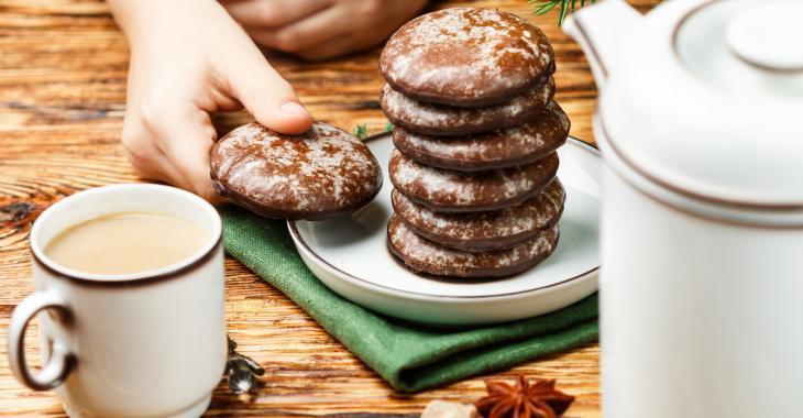 Vous devez essayer cette recette de biscuits au chocolat chaud!